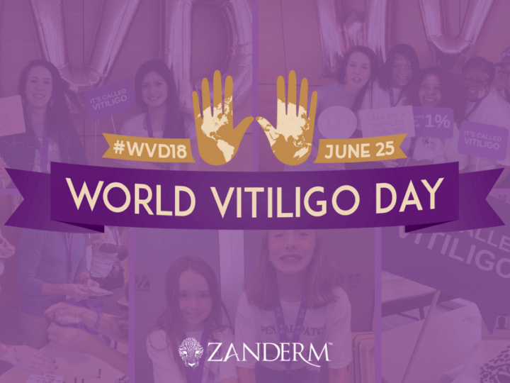 3 things I learned at the World Vitiligo Day Conference 2018